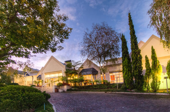 Exterior of City Lodge Sandton Morningside.