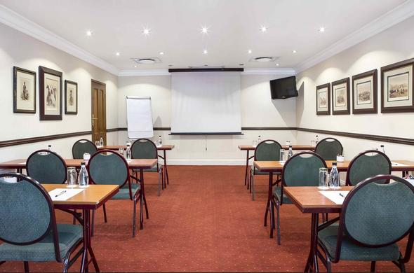 Conference Centre at Quatermain Hotel
