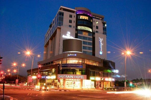 Star Hotels In Sandton
