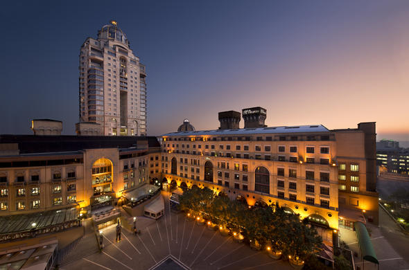 Directions To The Michelangelo Hotel Sandton Johannesburg